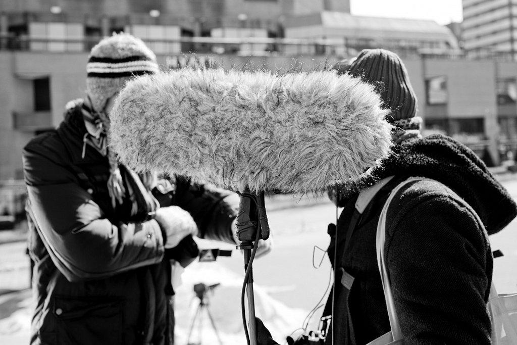 Événements, tournages
