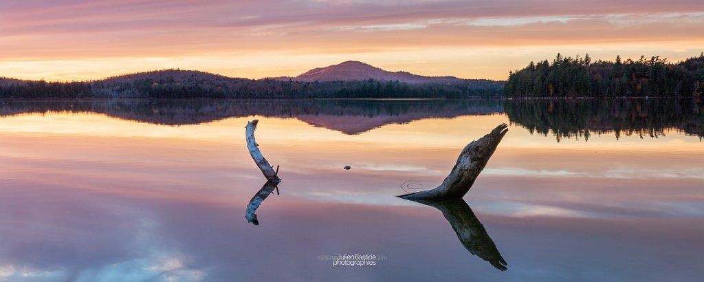 Lac Adirondacks