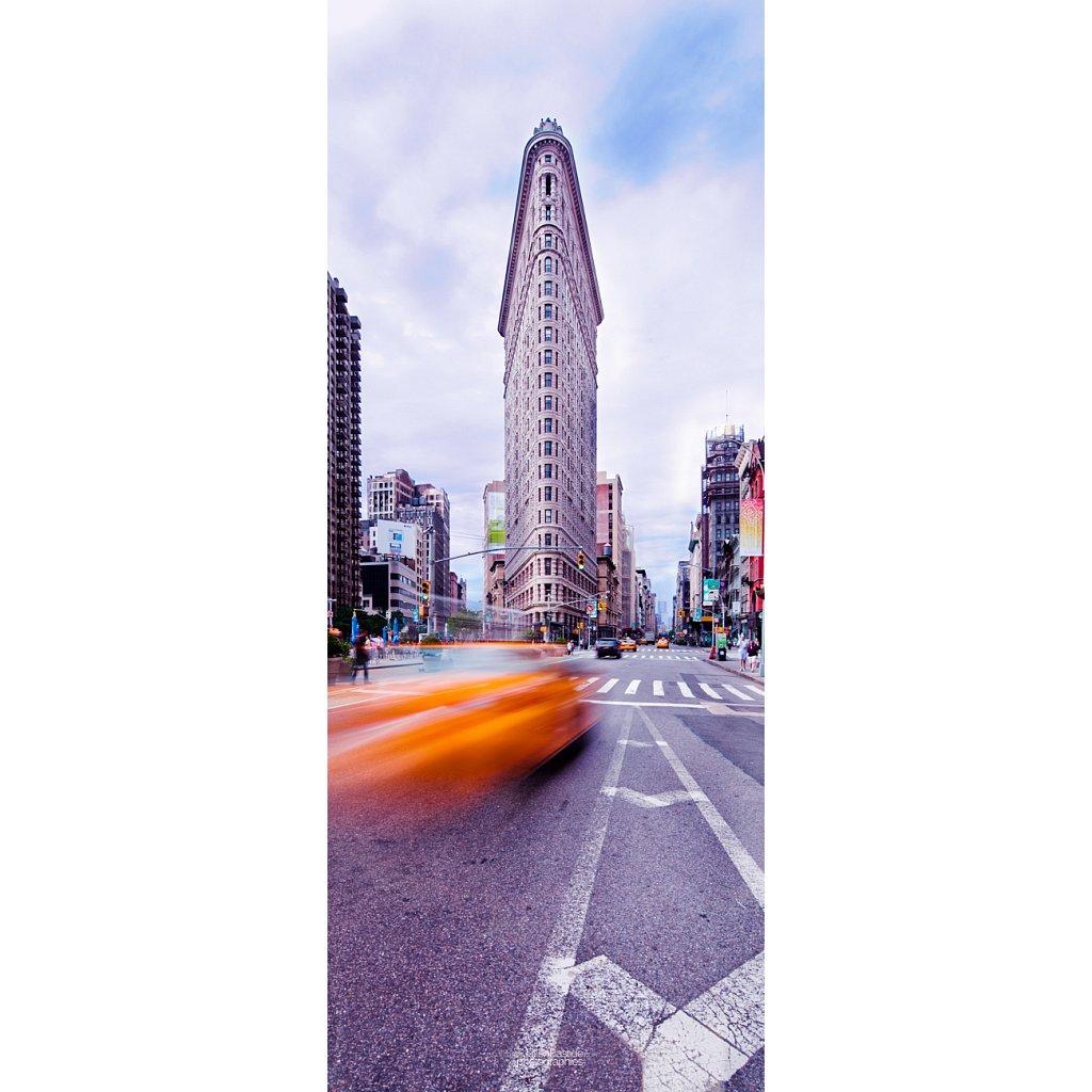 Flatiron Building vertical