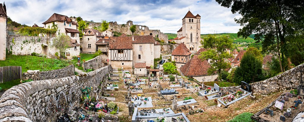 Ville de Saint-Cirq-Lapopie